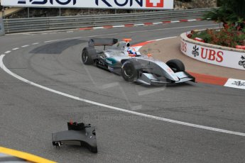 World © Octane Photographic Ltd. Saturday 23rd May 2015. Fortec Motorsports – Jazeman Jaafar. WSR (World Series by Renault - Formula Renault 3.5) Qualifying – Monaco, Monte-Carlo. Digital Ref. : 1280CB1L0823