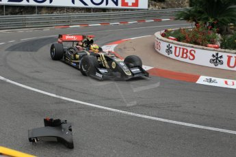 World © Octane Photographic Ltd. Saturday 23rd May 2015. Lotus – Matthieu Vaxiviere. WSR (World Series by Renault - Formula Renault 3.5) Qualifying – Monaco, Monte-Carlo. Digital Ref. : 1280CB1L0829