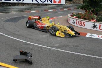 World © Octane Photographic Ltd. Saturday 23rd May 2015. Jagonya Ayam with Carlin – Tom Dillmann. WSR (World Series by Renault - Formula Renault 3.5) Qualifying – Monaco, Monte-Carlo. Digital Ref. : 1280CB1L0833