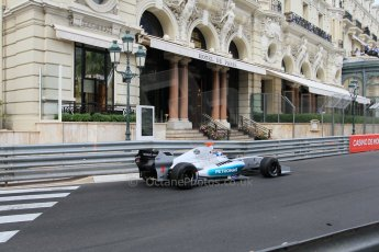 World © Octane Photographic Ltd. Saturday 23rd May 2015. Fortec Motorsports – Jazeman Jaafar. WSR (World Series by Renault - Formula Renault 3.5) Qualifying – Monaco, Monte-Carlo. Digital Ref. : 1280CB1L0883