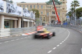 World © Octane Photographic Ltd. Saturday 23rd May 2015. Jagonya Ayam with Carlin – Tom Dillmann. WSR (World Series by Renault - Formula Renault 3.5) Qualifying – Monaco, Monte-Carlo. Digital Ref. : 1280CB1L0904