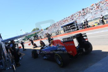 World © Octane Photographic Ltd. Infiniti Red Bull Racing RB11 – Daniil Kvyat. Saturday 6th June 2015, F1 Canadian GP Practice 3 pitlane, Circuit Gilles Villeneuve, Montreal, Canada. Digital Ref: 1295CB7D0896