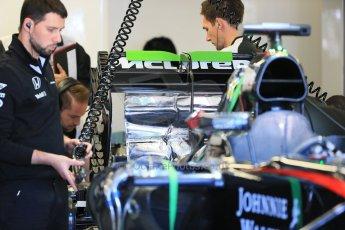 World © Octane Photographic Ltd. McLaren Honda MP4/30 – Fernando Alonso. Saturday 6th June 2015, F1 Canadian GP Practice 3 pitlane, Circuit Gilles Villeneuve, Montreal, Canada. Digital Ref: 1295LB1D1213