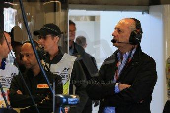 World © Octane Photographic Ltd. McLaren Honda – Ron Dennis. Saturday 6th June 2015, F1 Canadian GP Practice 3 pitlane, Circuit Gilles Villeneuve, Montreal, Canada. Digital Ref: 1295LB1D1377