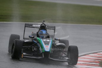 World © Octane Photographic Ltd. DUO BRDC Formula 4 Testing, Oulton Park, UK, Friday 3rd April 2015. MSV F4-013. SWR – Sean Walkinshaw Racing. Jordan Albert. Digital Ref : 1212LB1D1371