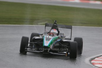 World © Octane Photographic Ltd. DUO BRDC Formula 4 Testing, Oulton Park, UK, Friday 3rd April 2015. MSV F4-013. SWR – Sean Walkinshaw Racing. Zubair Hoque. Digital Ref : 1212LB1D1383