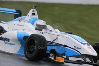 World © Octane Photographic Ltd. DUO BRDC Formula 4 Testing, Oulton Park, UK, Friday 3rd April 2015. MSV F4-013. Douglas Motorsport. Akhil Rabindra. Digital Ref : 1212LB1D1593