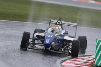 World © Octane Photographic Ltd. DUO BRDC Formula 4 Testing, Oulton Park, UK, Friday 3rd April 2015. MSV F4-013. HHC Motorsport. Sisa Ngebulana. Digital Ref : 1212LB1D1694