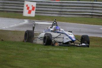 World © Octane Photographic Ltd. DUO BRDC Formula 4 Testing, Oulton Park, UK, Friday 3rd April 2015. MSV F4-013. HHC Motorsport. Harri Newey. Digital Ref : 1212LB1D1985