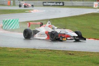 World © Octane Photographic Ltd. DUO BRDC Formula 4 Testing, Oulton Park, UK, Friday 3rd April 2015. MSV F4-013. Douglas Motorsport. Fernando Urrutia. Digital Ref : 1212LW1L7646