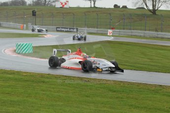 World © Octane Photographic Ltd. DUO BRDC Formula 4 Testing, Oulton Park, UK, Friday 3rd April 2015. MSV F4-013. Lanan Racing. Rodrigo Fonseca. Digital Ref : 1212LW1L7712