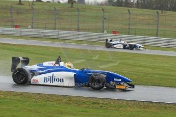 World © Octane Photographic Ltd. DUO BRDC Formula 4 Testing, Oulton Park, UK, Friday 3rd April 2015. MSV F4-013. HHC Motorsport. Sisa Ngebulana. Digital Ref : 1212LW1L7725