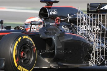 World © Octane Photographic Ltd. McLaren Honda MP4/30 – Jenson Button. Wednesday 13th May 2015, F1 In-season testing, Circuit de Barcelona-Catalunya, Spain. Digital Ref: 1269CB7D1910