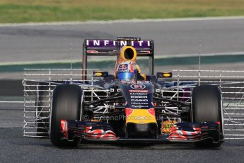 World © Octane Photographic Ltd. Infiniti Red Bull Racing RB11 – Pierre Gasly. Wednesday 13th May 2015, F1 In-season testing, Circuit de Barcelona-Catalunya, Spain. Digital Ref: 1269CB7D1964