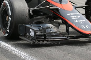 World © Octane Photographic Ltd. McLaren Honda MP4/30 – Jenson Button. Wednesday 13th May 2015, F1 In-season testing, Circuit de Barcelona-Catalunya, Spain. Digital Ref: 1269CB7D2227