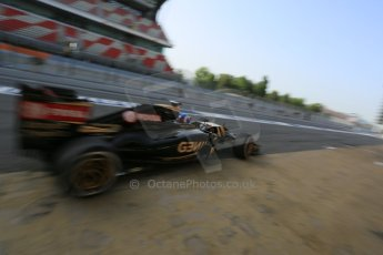 World © Octane Photographic Ltd. Lotus F1 Team E23 Hybrid – Jolyon Palmer. Wednesday 13th May 2015, F1 In-season testing, Circuit de Barcelona-Catalunya, Spain. Digital Ref: 1269LB5D2306