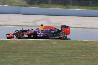 World © Octane Photographic Ltd. Infiniti Red Bull Racing RB11 – Daniel Ricciardo. Saturday 9th May 2015, F1 Spanish GP Qualifying, Circuit de Barcelona-Catalunya, Spain. Digital Ref: 1257CB7D8040