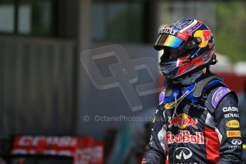 World © Octane Photographic Ltd. Infiniti Red Bull Racing RB11 – Daniil Kvyat. Saturday 9th May 2015, F1 Spanish GP Qualifying, Circuit de Barcelona-Catalunya, Spain. Digital Ref: 1257LB1D8705
