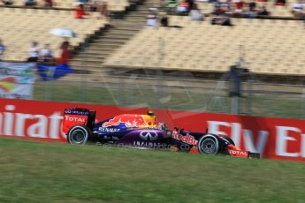 World © Octane Photographic Ltd. Infiniti Red Bull Racing RB11 – Daniil Kvyat. Saturday 9th May 2015, F1 Spanish GP Qualifying, Circuit de Barcelona-Catalunya, Spain. Digital Ref: 1257LW1L8060