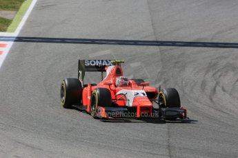 World © Octane Photographic Ltd. Friday 8th May 2015. Arden International – Norman Nato. GP2 Qualifying – Circuit de Barcelona–Catalunya. Spain. Digital Ref. : 1252CB5D1365