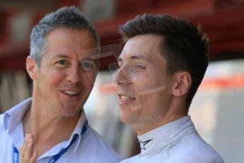 World © Octane Photographic Ltd. Saturday 9th May 2015. DAMS – Alex Lynn. GP2 Race 1 – Circuit de Barcelona–Catalunya. Spain. Digital Ref: 1258CB7D8477
