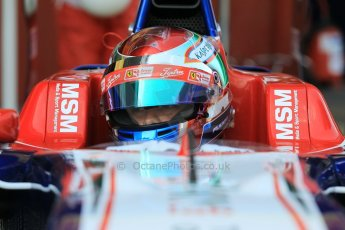 World © Octane Photographic Ltd. Friday 8th May 2015. Carlin – Antonio Fuoco. GP3 Practice – Circuit de Barcelona–Catalunya. Spain. Digital Ref. : 1253CB1L6924