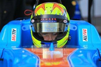 World © Octane Photographic Ltd. Friday 8th May 2015. Jenzer Motorsport – Pal Varhaug. GP3 Practice – Circuit de Barcelona–Catalunya. Spain. Digital Ref. : 1253CB1L6942