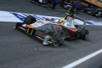 World © Octane Photographic Ltd. Friday 8th May 2015. Campos Racing – Alex Palou. GP3 Practice – Circuit de Barcelona–Catalunya. Spain. Digital Ref. : 1253CB5D1535