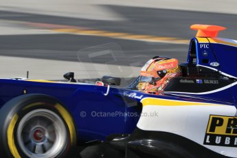 World © Octane Photographic Ltd. Saturday 9th May 2015. Carlin – Mitchell Gilbert. GP3 Qualifying – Circuit de Barcelona–Catalunya. Spain. Digital Ref: 1255CB7D7178