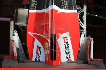 World © Octane Photographic Ltd. Scuderia Ferrari SF15-T. Thursday 7th May 2015, F1 Spanish GP Pitlane, Circuit de Barcelona-Catalunya, Spain. Digital Ref: 1244CB7D1249