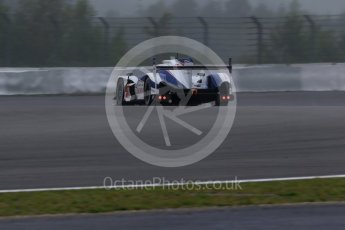 World © Octane Photographic Ltd. FIA World Endurance Championship (WEC), 6 Hours of Nurburgring , Germany - Practice, Friday 28th August 2015. Toyota Racing – Toyota TS040 Hybrid - LMP1 - Alexander Wurz, Stephane Sarrazin and Mike Conway. Digital Ref : 1392LB1D3082
