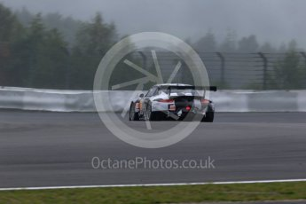 World © Octane Photographic Ltd. FIA World Endurance Championship (WEC), 6 Hours of Nurburgring , Germany - Practice, Friday 28th August 2015. Abu Dhabi-Proton Racing – Porsche 911 RSR - LMGTE Am – Christian Ried, Earl Bamber and Khaled Al Qubaisi. Digital Ref : 1392LB1D3097