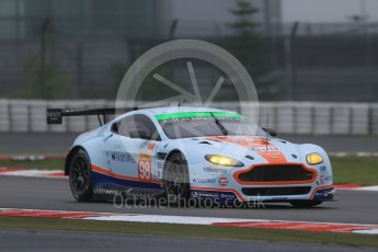 World © Octane Photographic Ltd. FIA World Endurance Championship (WEC), 6 Hours of Nurburgring , Germany - Practice, Friday 28th August 2015. Aston Martin Racing - Aston Martin Vantage GTE – LMGTE Am – Paul Dalla Lana, Pedro Lamy and Mathias Lauda. Digital Ref : 1392LB1D3159