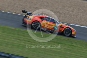 World © Octane Photographic Ltd. FIA World Endurance Championship (WEC), 6 Hours of Nurburgring , Germany - Practice, Friday 28th August 2015. Aston Martin Racing V8 – Aston Martin Vantage V8 - LMGTE Pro – Fernando Rees, Alex MacDowell and Richie Stanaway. Digital Ref : 1392LB1D3488