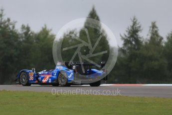 World © Octane Photographic Ltd. FIA World Endurance Championship (WEC), 6 Hours of Nurburgring , Germany - Practice, Friday 28th August 2015. Signatech Alpine – Alpine A450b - LMP2 - Nelson Panciatici, Paul-Loup Chatin and Vincent Capillaire. Digital Ref : 1392LB1D3529
