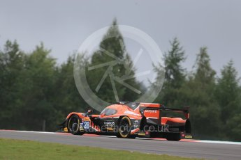 World © Octane Photographic Ltd. FIA World Endurance Championship (WEC), 6 Hours of Nurburgring , Germany - Practice, Friday 28th August 2015. G-Drive Racing – Nissan Ligier JS P2 – LMP2 – Gustavo Yacaman, Ricardo Gonzalez and Luis Felipe Derani. Digital Ref : 1392LB1D3577