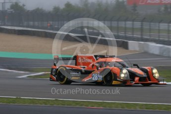 World © Octane Photographic Ltd. FIA World Endurance Championship (WEC), 6 Hours of Nurburgring , Germany - Practice, Friday 28th August 2015. G-Drive Racing – Nissan Ligier JS P2 – LMP2 – Gustavo Yacaman, Ricardo Gonzalez and Luis Felipe Derani. Digital Ref : 1392LB7D4810