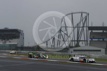 World © Octane Photographic Ltd. FIA World Endurance Championship (WEC), 6 Hours of Nurburgring , Germany - Practice, Friday 28th August 2015. Porsche Team – Porsche 919 Hybrid - LMP1 - Timo Bernhard, Mark Webber and Brendon Hartley and Team byKolles – CLMP1/01 - LMP1 - Simon Trummer and Pierre Kaffer. . Digital Ref : 1392LB7D4979
