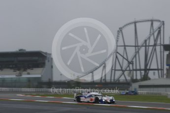 World © Octane Photographic Ltd. FIA World Endurance Championship (WEC), 6 Hours of Nurburgring , Germany - Practice, Friday 28th August 2015. Toyota Racing – Toyota TS040 Hybrid - LMP1 - Anthony Davidson, Sebastien Buemi and Kazuki Nakajima. Digital Ref : 1392LB7D5018