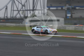 World © Octane Photographic Ltd. FIA World Endurance Championship (WEC), 6 Hours of Nurburgring , Germany - Practice, Friday 28th August 2015. Aston Martin Racing - Aston Martin Vantage GTE – LMGTE Am – Paul Dalla Lana, Pedro Lamy and Mathias Lauda. Digital Ref : 1392LB7D5087