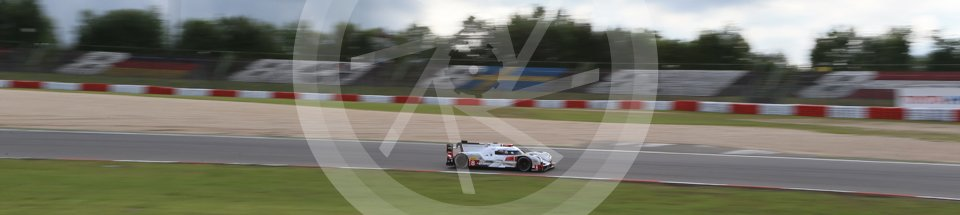 World © Octane Photographic Ltd. FIA World Endurance Championship (WEC), 6 Hours of Nurburgring , Germany - Press Conference, Friday 28th August 2015. Audi Sport Team Joest- Audi R18 e-tron Quatrro - LMP1 - Oliver Jarvis, Lucas di Grassi and Loic Duval. Digital Ref : 1394LB1D4060