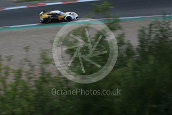 World © Octane Photographic Ltd. FIA World Endurance Championship (WEC), 6 Hours of Nurburgring , Germany - Press Conference, Friday 28th August 2015. Labre Competition – Chevrolet Corvette C7.R - LMGTE Am – Gianluca Roda, Paolo Ruberti and Kristian Poulson. Digital Ref : 1394LB1D4695