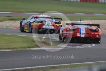 World © Octane Photographic Ltd. FIA World Endurance Championship (WEC), 6 Hours of Nurburgring , Germany - Practice 3, Saturday 29th August 2015. AF Corse – Ferrari F458 Italia GT2 - LMGTE Pro – Davide Rigon and James Calado and AF Corse - F458 Italia GT2 - LMGTE - LMGTE Am – Francois Perrodo, Emmanuel Collard and Rui Aguas. Digital Ref : 1395LB1D5391