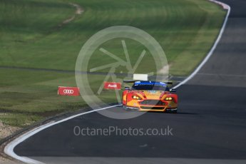 World © Octane Photographic Ltd. FIA World Endurance Championship (WEC), 6 Hours of Nurburgring , Germany - Practice 3, Saturday 29th August 2015. Aston Martin Racing V8 – Aston Martin Vantage V8 - LMGTE Pro – Fernando Rees, Alex MacDowell and Richie Stanaway. Digital Ref : 1395LB1D5735