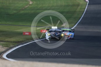 World © Octane Photographic Ltd. FIA World Endurance Championship (WEC), 6 Hours of Nurburgring , Germany - Practice 3, Saturday 29th August 2015. Abu Dhabi-Proton Racing – Porsche 911 RSR - LMGTE Am – Christian Ried, Earl Bamber and Khaled Al Qubaisi and Aston Martin Racing – Aston Martin Vantage V8 - LMGTE Pro – Darren Turner, Stefan Mucke and Jonathan Adam. Digital Ref : 1395LB1D5767