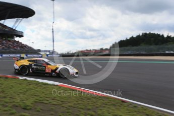 World © Octane Photographic Ltd. FIA World Endurance Championship (WEC), 6 Hours of Nurburgring , Germany - Qualifying, Saturday 29th August 2015. Labre Competition – Chevrolet Corvette C7.R - LMGTE Am – Gianluca Roda, Paolo Ruberti and Kristian Poulson. Digital Ref : 1396LB1D5948