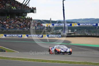 World © Octane Photographic Ltd. FIA World Endurance Championship (WEC), 6 Hours of Nurburgring , Germany - Qualifying, Saturday 29th August 2015. SMP Racing – Ferrari F458 Italia GT2 - LMGTE Am – Viktor Shaitar, Aleksey Basov and Andrea Bertolini. Digital Ref : 1396LB5D0659