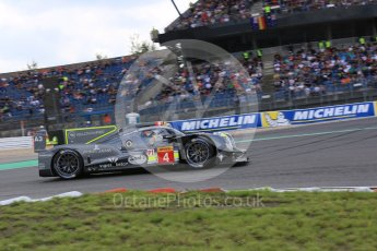 World © Octane Photographic Ltd. FIA World Endurance Championship (WEC), 6 Hours of Nurburgring , Germany - Qualifying, Saturday 29th August 2015. Team byKolles – CLMP1/01 - LMP1 - Simon Trummer and Pierre Kaffer. Digital Ref : 1396LB5D1027