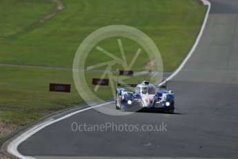 World © Octane Photographic Ltd. FIA World Endurance Championship (WEC), 6 Hours of Nurburgring , Germany - Race, Sunday 30th August 2015. Toyota Racing – Toyota TS040 Hybrid - LMP1 - Anthony Davidson, Sebastien Buemi and Kazuki Nakajima. Digital Ref : 1398LB1D7337