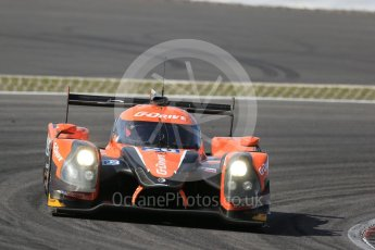 World © Octane Photographic Ltd. FIA World Endurance Championship (WEC), 6 Hours of Nurburgring , Germany - Race, Sunday 30th August 2015. G-Drive Racing – Nissan Ligier JS P2 – LMP2 – Roman Rusinov, Julien Canal and Sam Bird. Digital Ref : 1398LB1D7605